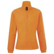 Куртка женская North Women, оранжевый неон