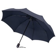 Зонт складной E.200, темно-синий