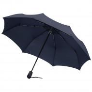 Зонт складной E.200, ver. 2, темно-синий