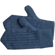 Варежки Comfort Up, синий меланж
