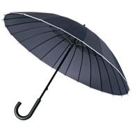 Зонт-трость Ella, темно-синий