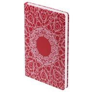 Блокнот «Раскраска», красный