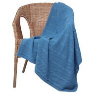 Плед Comfort Up, синий