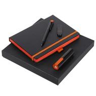 Набор Black Maxi, черно-оранжевый