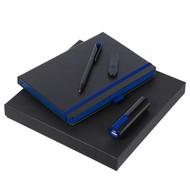 Набор Black Maxi, черно-синий