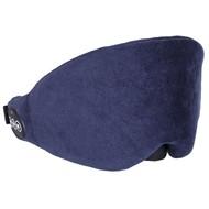 Маска для сна с наушниками Softa, синяя