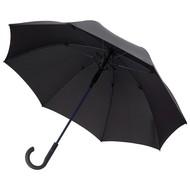 Зонт-трость с цветными спицами Color Style, синий