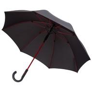 Зонт-трость Color Style, красный