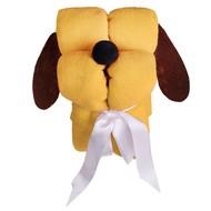 Игрушка-плед «Пес Трансформер», желтый