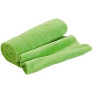 Пляжное полотенце в сумке SoaKing, зеленое
