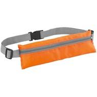 Спортивная поясная сумка On the Run, оранжевая