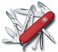 Офицерский нож Deluxe Tinker 91, красный
