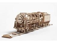 3D-ПАЗЛ UGEARS «Поезд»