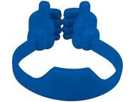 Подставка для медиаустройств, ярко-синий