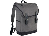 """Рюкзак """"Hudson"""" для ноутбука 15,6"""", серый/черный"""