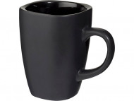 Керамическая кружка Folsom объемом 350мл, черный