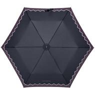 Зонт складной C Collection, темно-синий