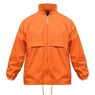 Ветровка Sirocco оранжевая