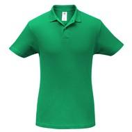 Рубашка поло ID.001 зеленая